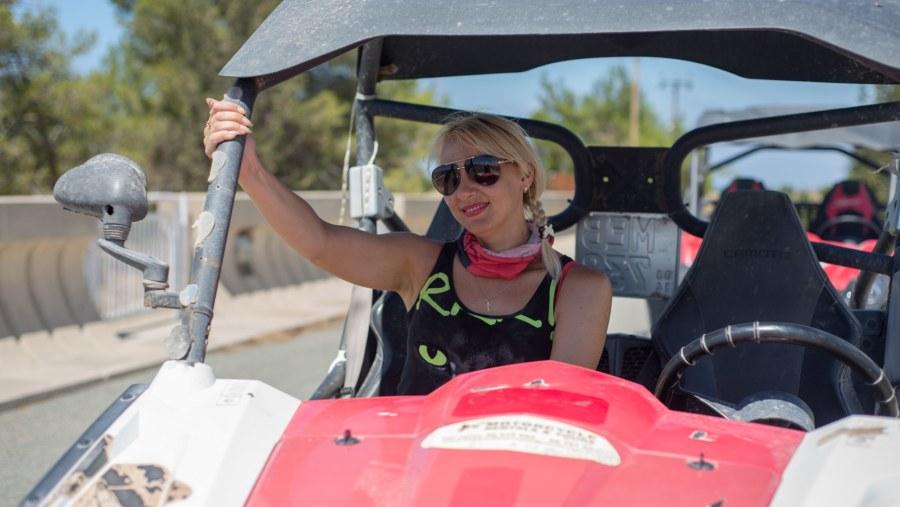 Guided safari tour in Paphos