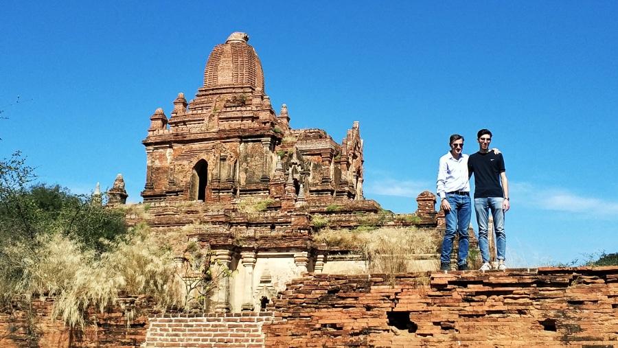 Bagan photography tour