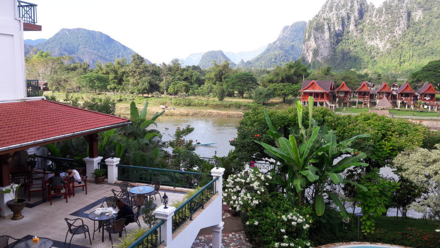I will never forget Laos country