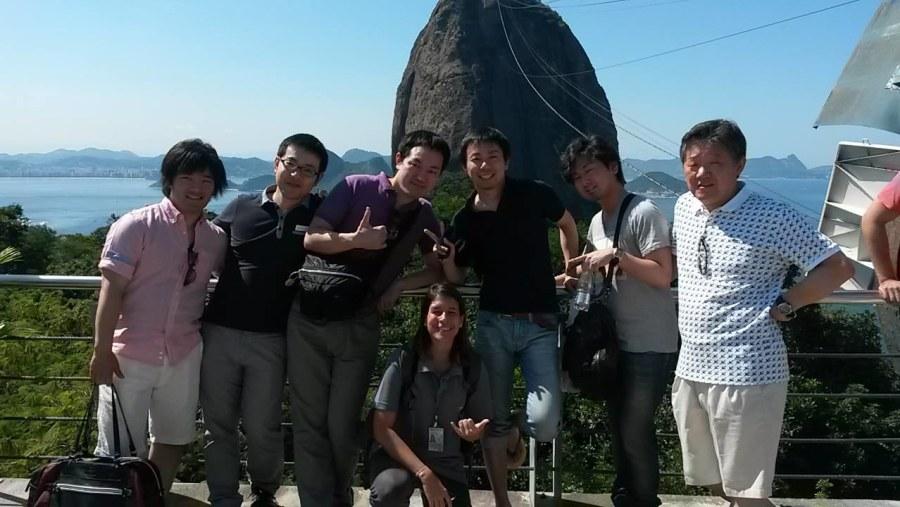 Japan Group - Sugar Loaf