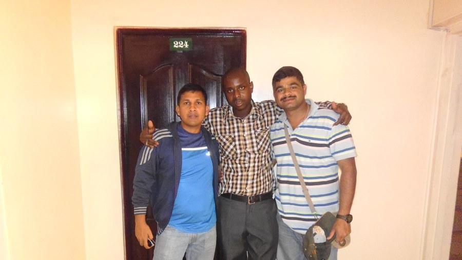 D C kala,david and ajay