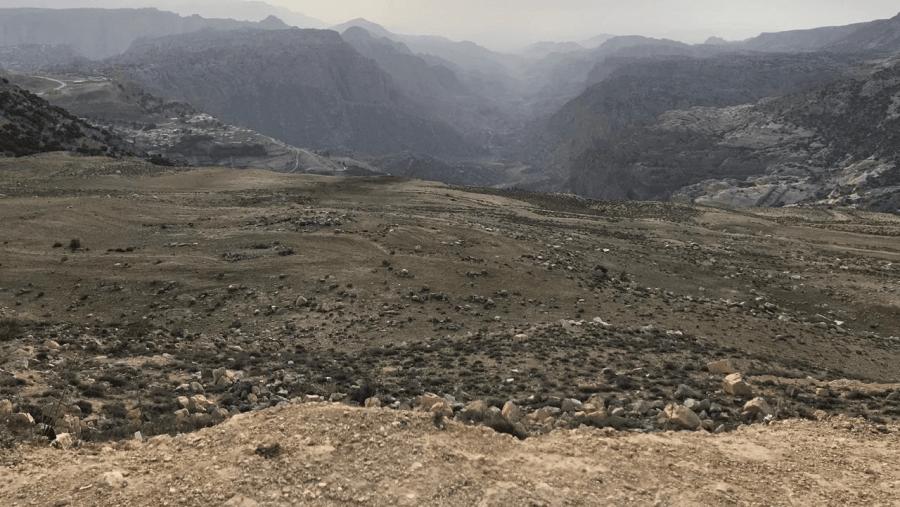 Dana reserve