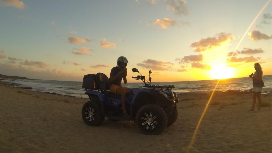 Quad Bike safari in paphos