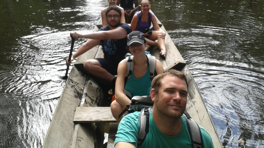 This is my tour in the Amazon rainforest and I waiting for you thanks to look my photos