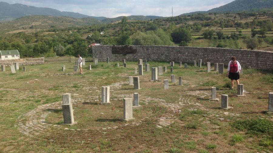 Memorial of Borova