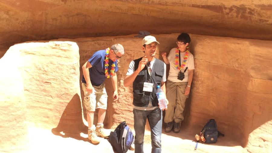 Двухдневная экскурсия в Акабу, вади Рам, вади Муса, Петру и малую Петру.