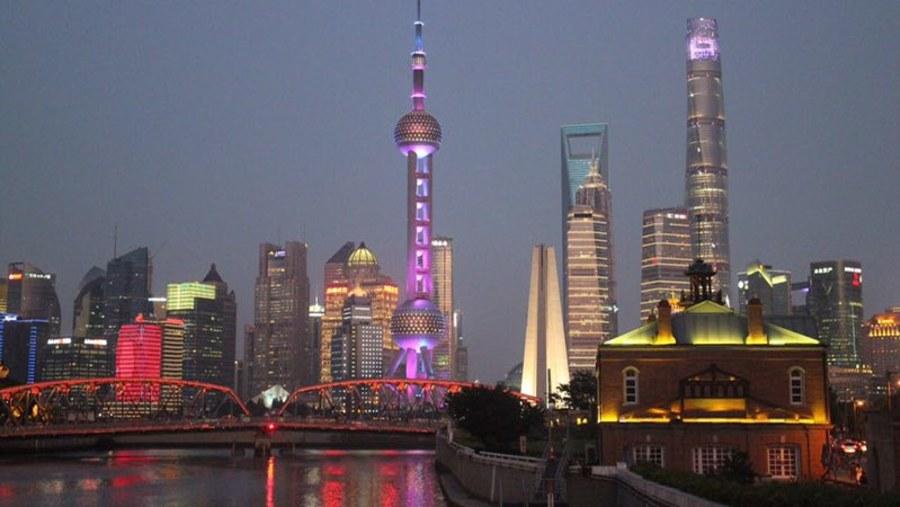 Night of Shanghai