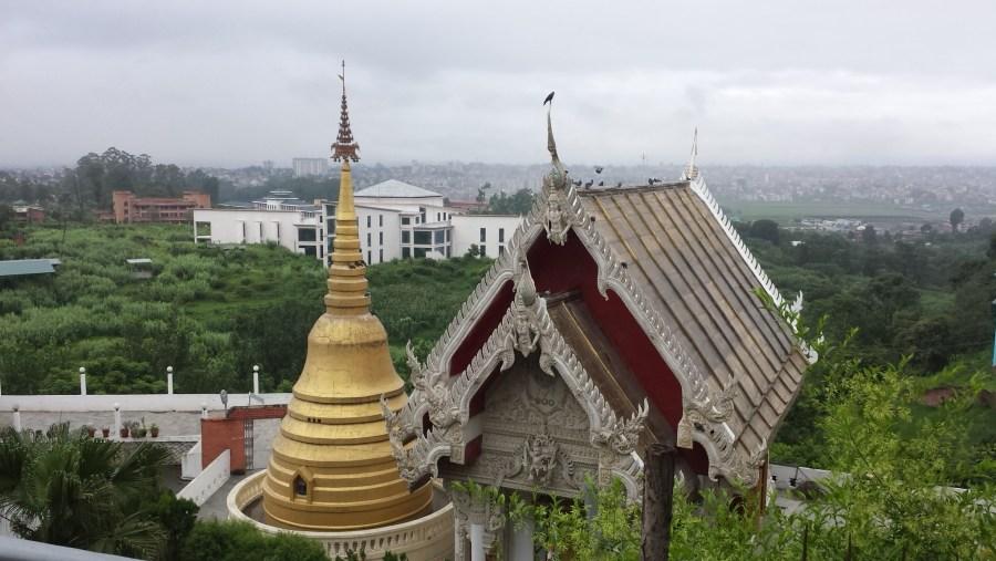Thai Monastry,Kirtipur