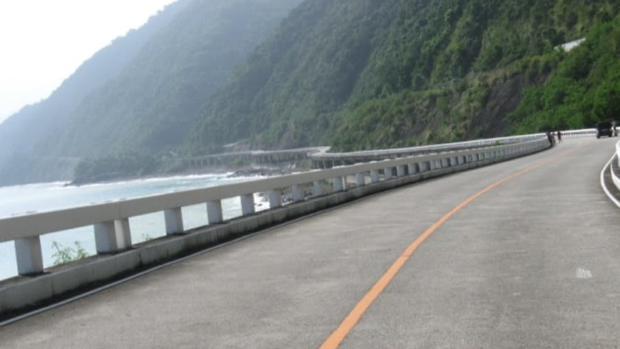 Amazing coast roads