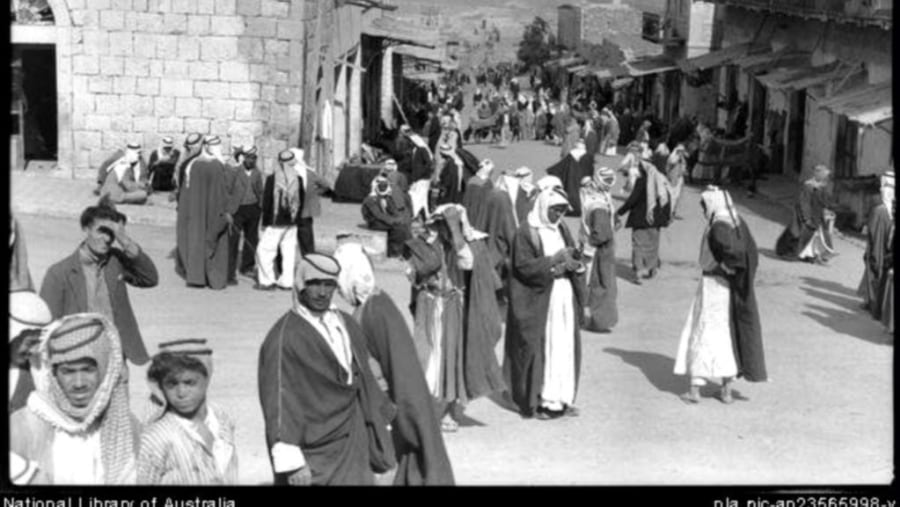 Kerak City 1911