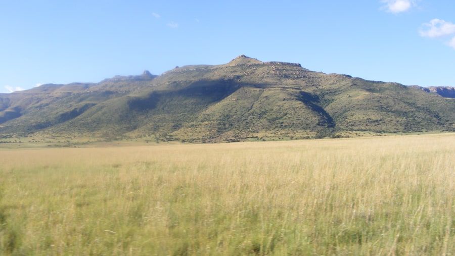 Thaba Nchu Mountain