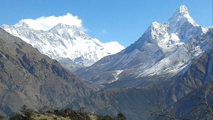 Everest Base Camp Trekking - Great Company and Great Team