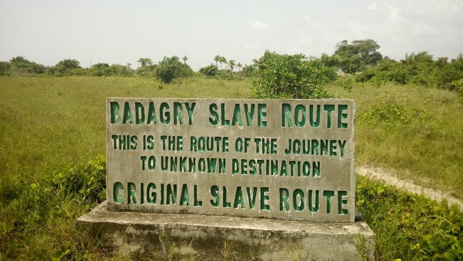 Badaryslave route