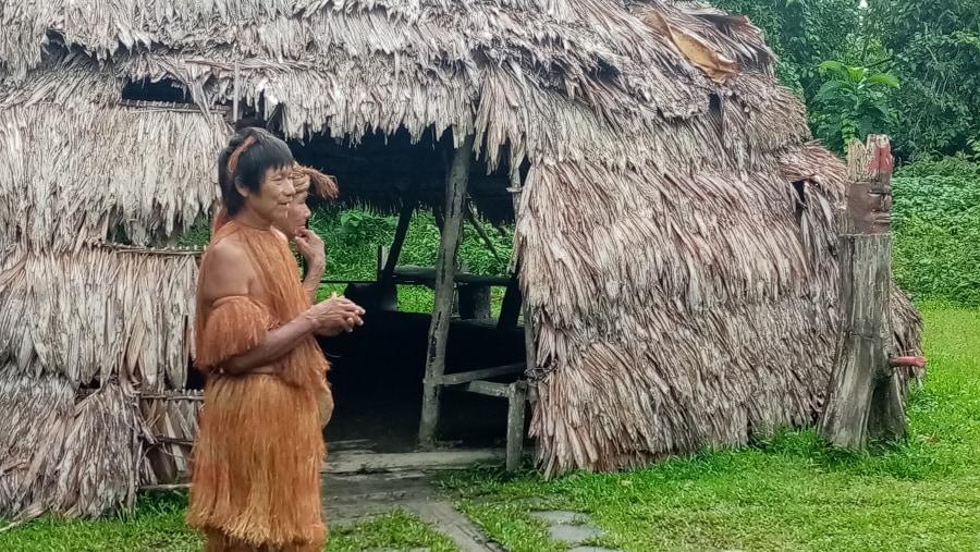 Yahuas tribe