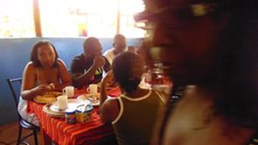 BURUBURU BRANCH SAFARICOM TEAM WITH US ON TOUR