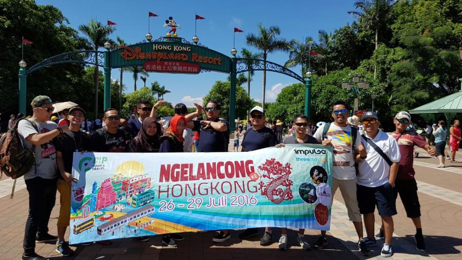 Hongkong Tour 2016