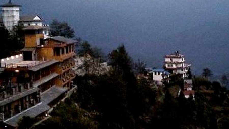 Nagarkot in evening