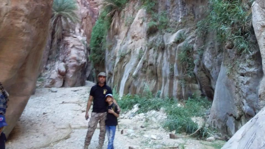Wadi Al Ghawair