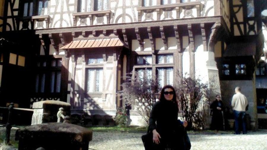 Pelisor castle, Romania