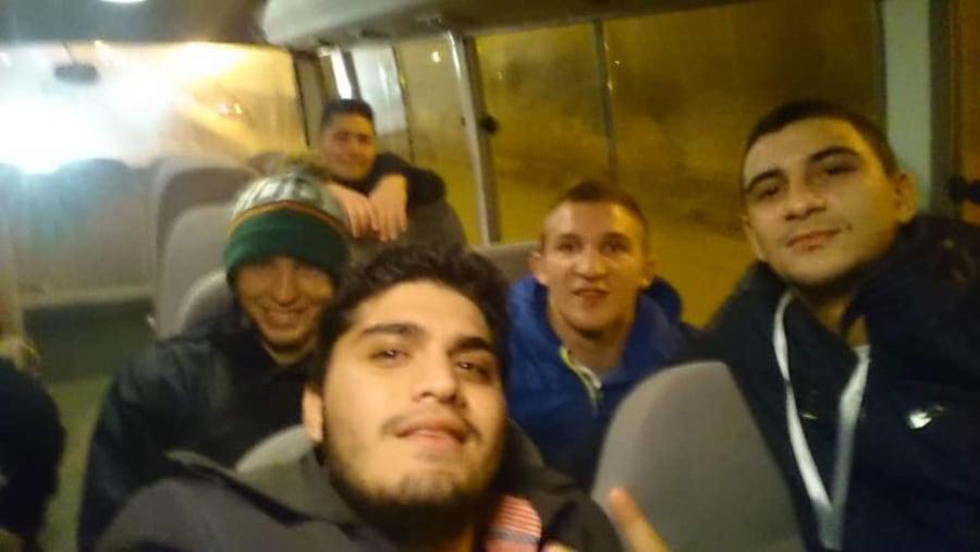 Bulgaria Wrestling Team