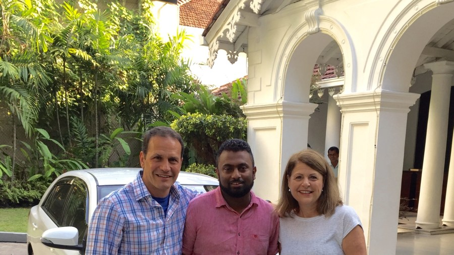 Our wonderful Sri Lanka Guide