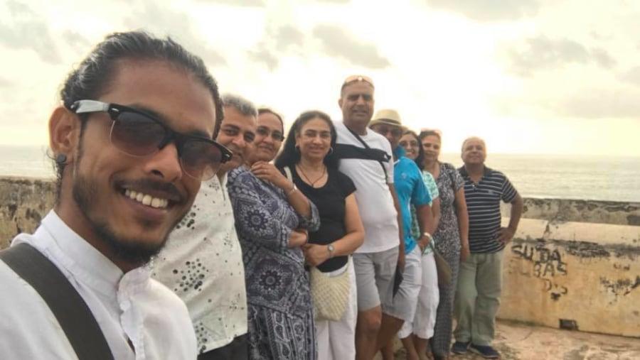 Tour on srilanka