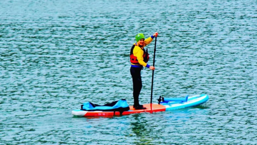 Stand Up Paddle in Korca
