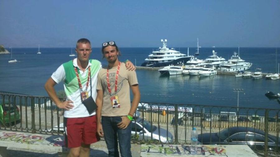 Corfu sight seeing