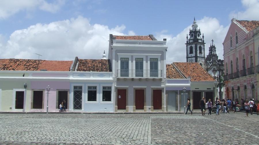 Pátio de São Pedro - St Peter Patium
