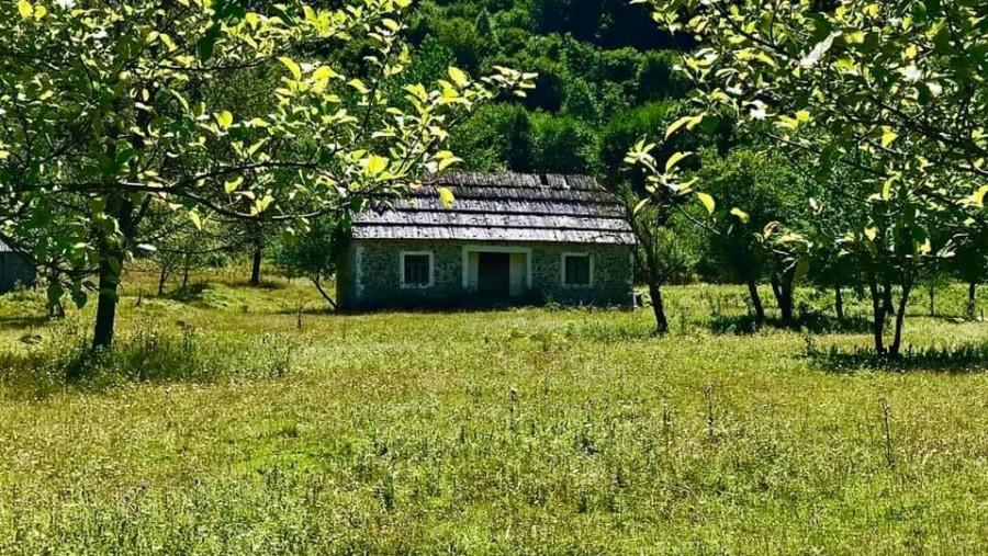 Vermosh Village