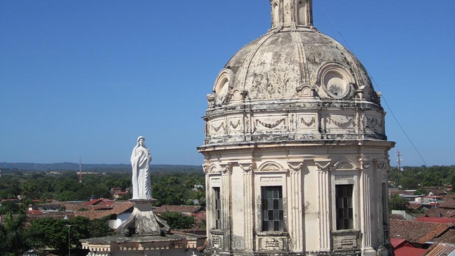 Dome of La Merced Church