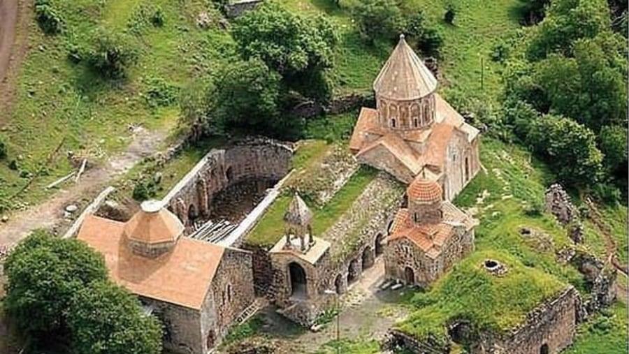 Monastery Dadivank