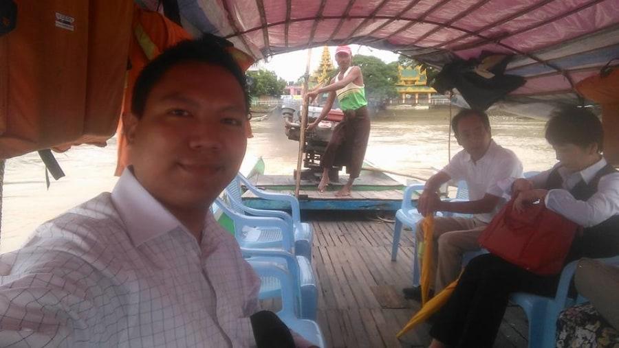 At Kyaik Hmaw Wunn Pagoda