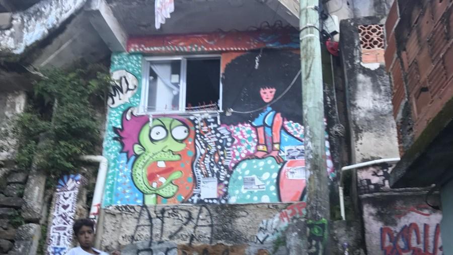 Chacara do Ceu Favela