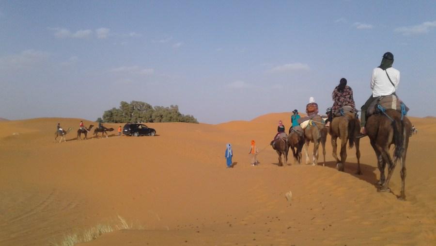 3 Days Sahara Desert Morocco