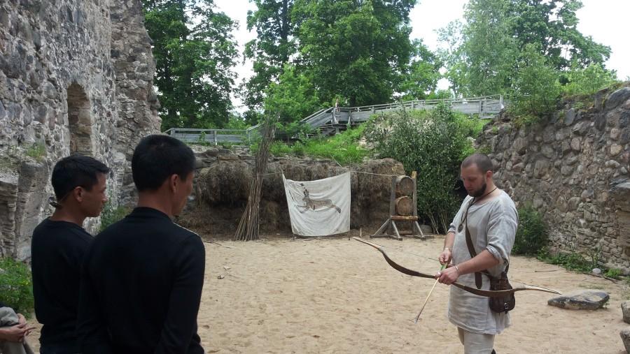 Sigulda Castle activities