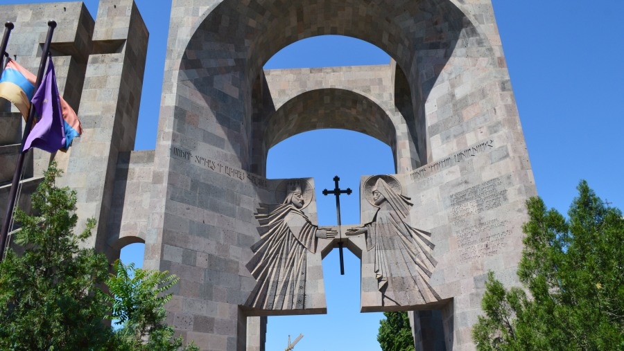 Pilgramage to Armenian 2017