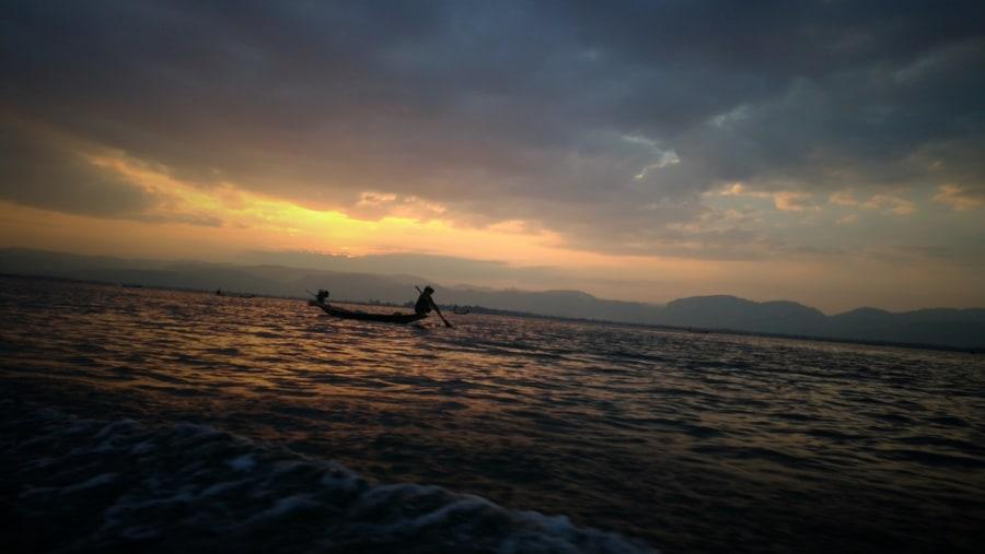 Fisherman/Inle lake