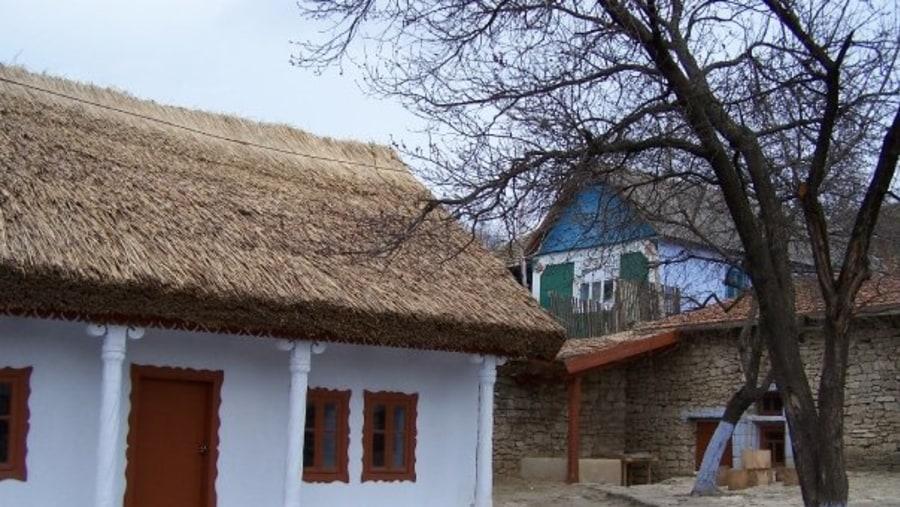 Moldova with Dumitru