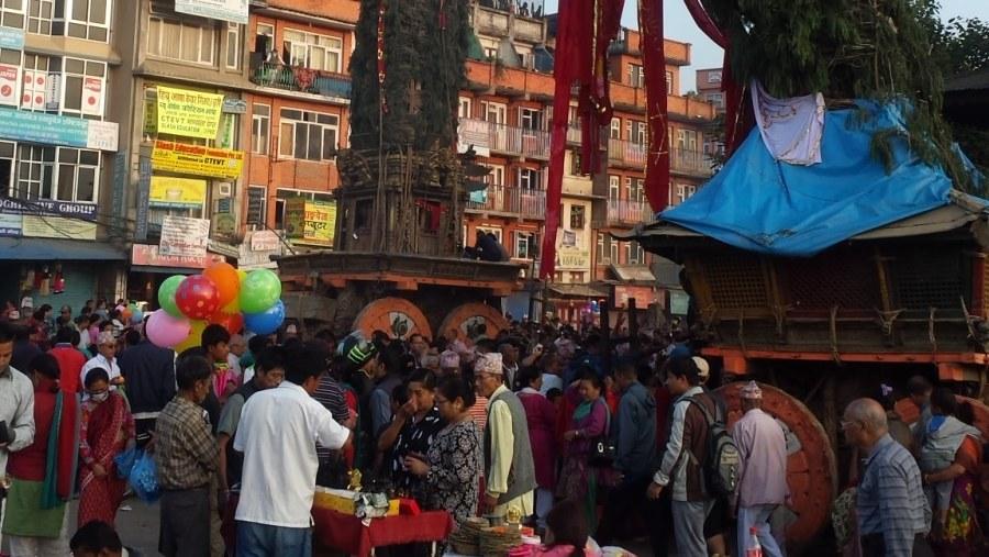 Matchhendranath & minnath ,Patan