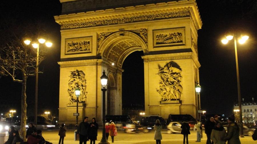Arc de Tiomphe