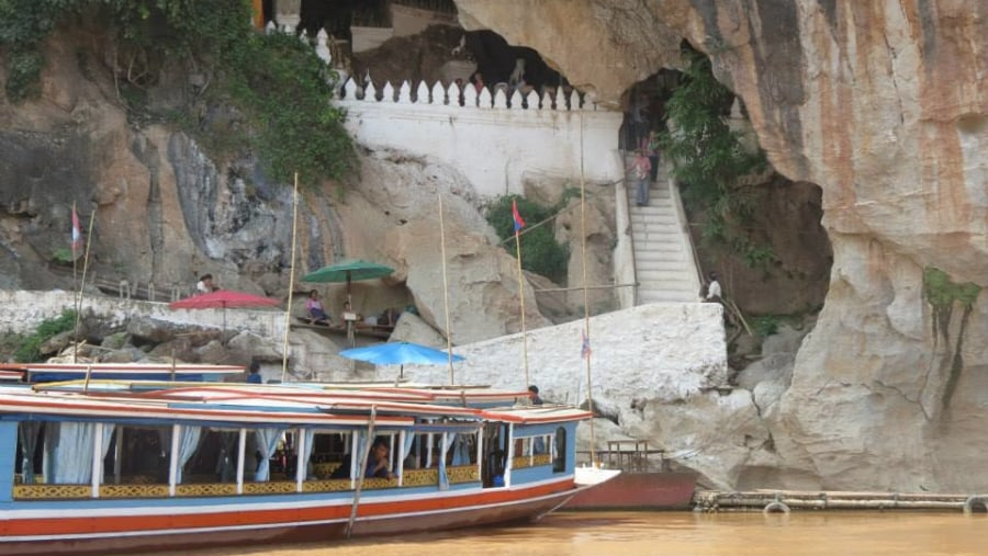 Pakou Caves
