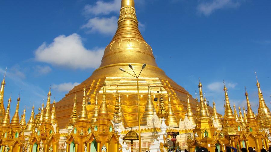 Wonderful ShweDagon Pagoda
