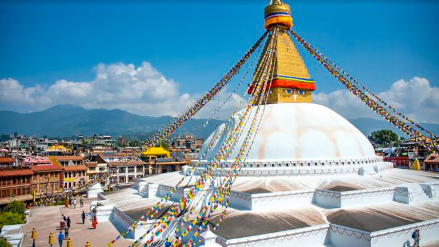 A day in Kathmandu (strong recommend)