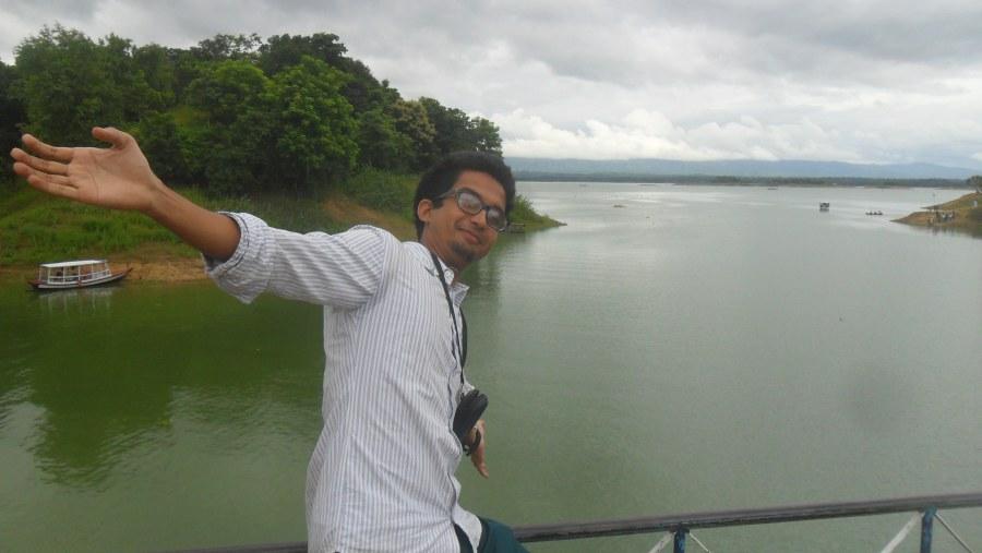 Rangamati jhulonto bridge
