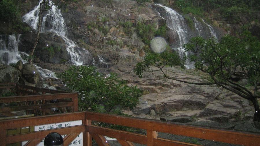 Silvermine Waterfall, Mui Wo