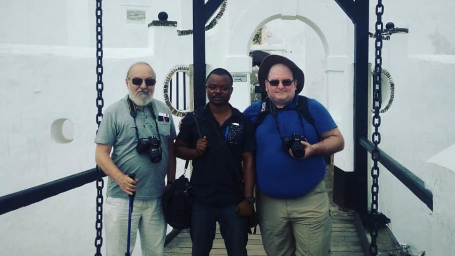 tour of elmina castle