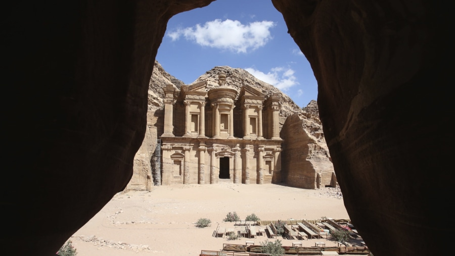 You are privileged if you get Samer Mesmar as your guide in Jordan.