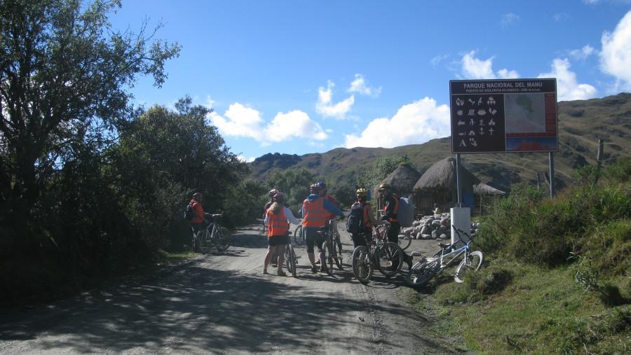 Mountain Biking Tours From Cusco To Manu National Park