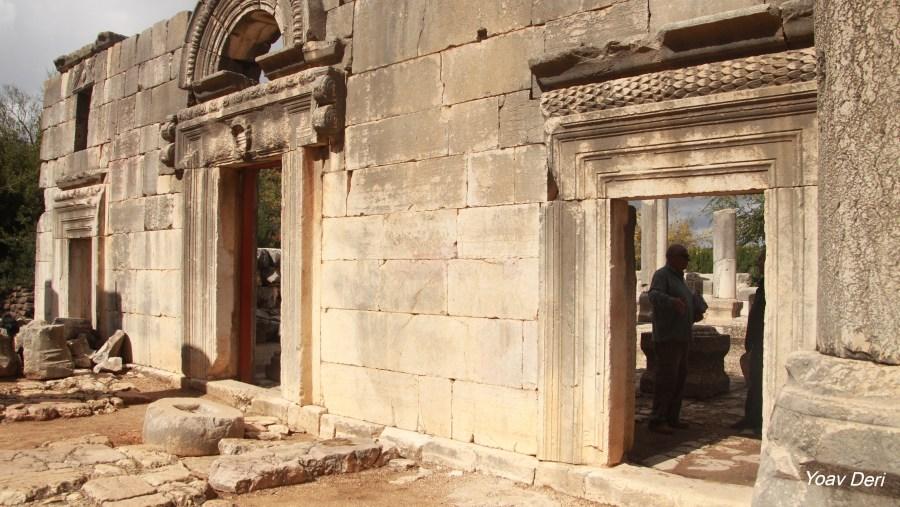 Ancient Synagogue of Baram